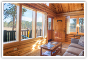 Deer Hollow Cabin at Newton Fork Ranch