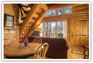 Forest Haven Cabin at Newton Fork Ranch