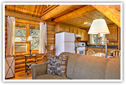 Trails End Cabin at Newton Fork Ranch