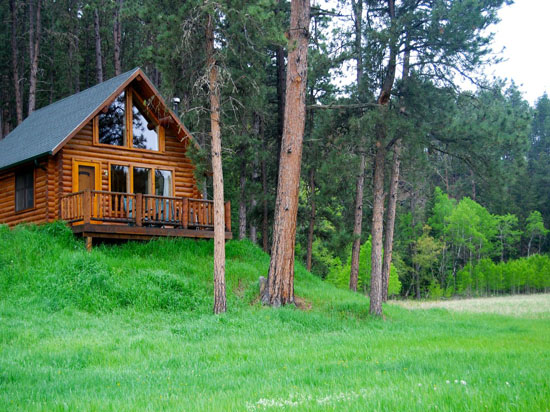 lead rentals cabins log black usa south original homes cabin dakota rental hills cre mountain in vacation for crest rent